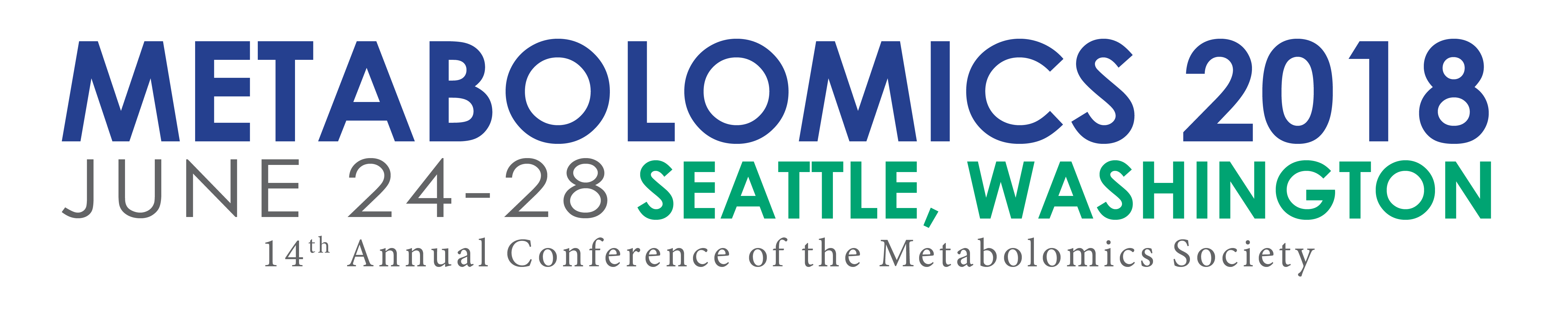 2018 Metabolomics Conference